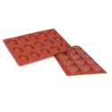 Flan Silicone Baking Mould 15-Cavity 21ML