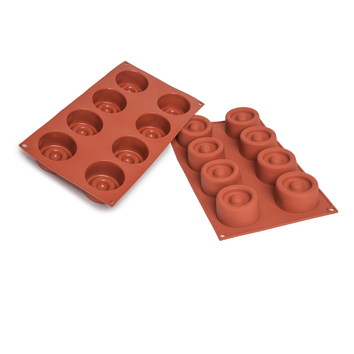 Vertigo Silicone Baking Mould 8-Cavity 77ML