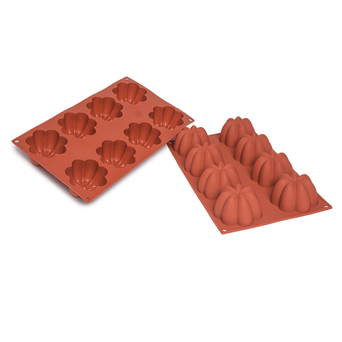 Aroma Design Silicone Baking Mould 8-Cavity