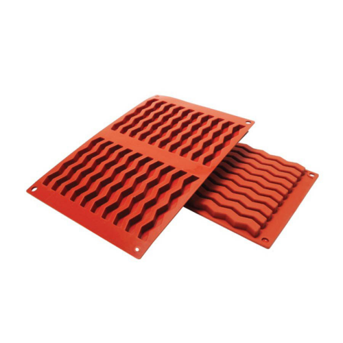 Zig Zag Silicone Baking Mould