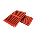 Solid Strip Silicone Baking Mould