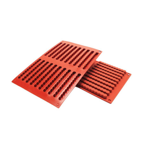 Curvy Choclate Silicone Baking Mould