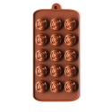 Roses Silicone Chocolate Mould