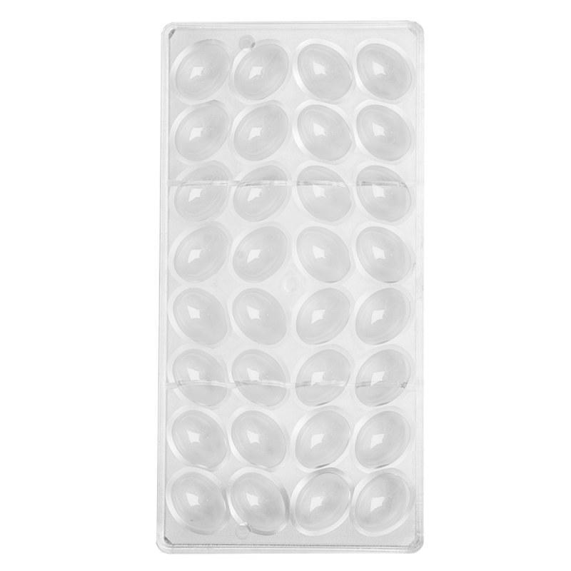 Mini Egg Polycarbonate Chocolate Mould