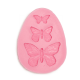 Butterfly Accent Silicone Mould