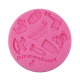 Baby'S Mould Silicone Fondant Mould