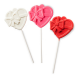 Heart Shape Silicone Lollipop Mould