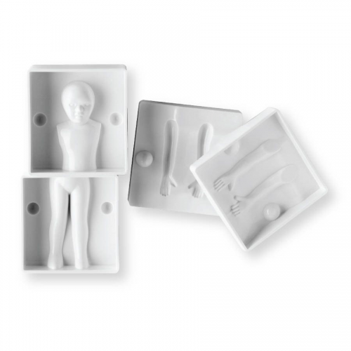 ChildPeople Fondnant Mould